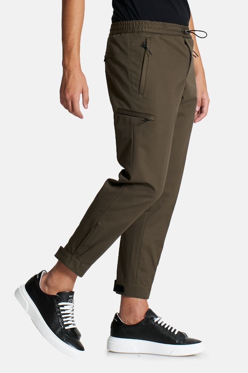 Pantalone rebel ru07 - Verde