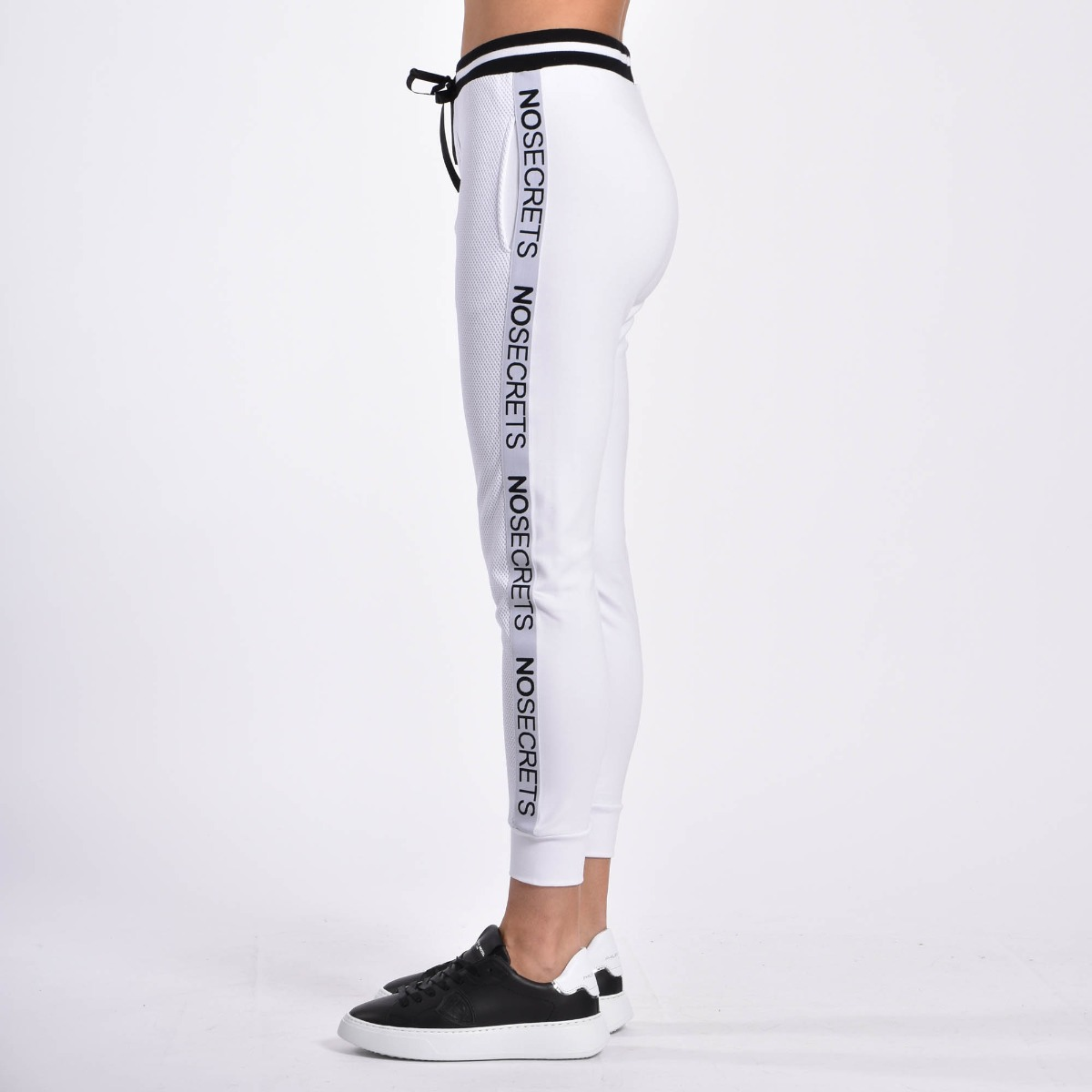 Pantalone sport - Latte