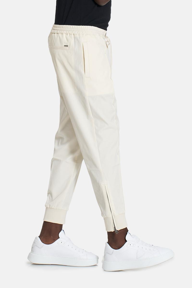 Pantalone jogg spw -Bianco