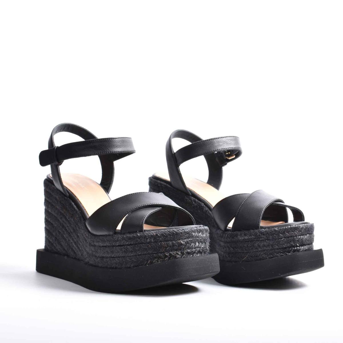 Sandalo cauca napasoft- Nero