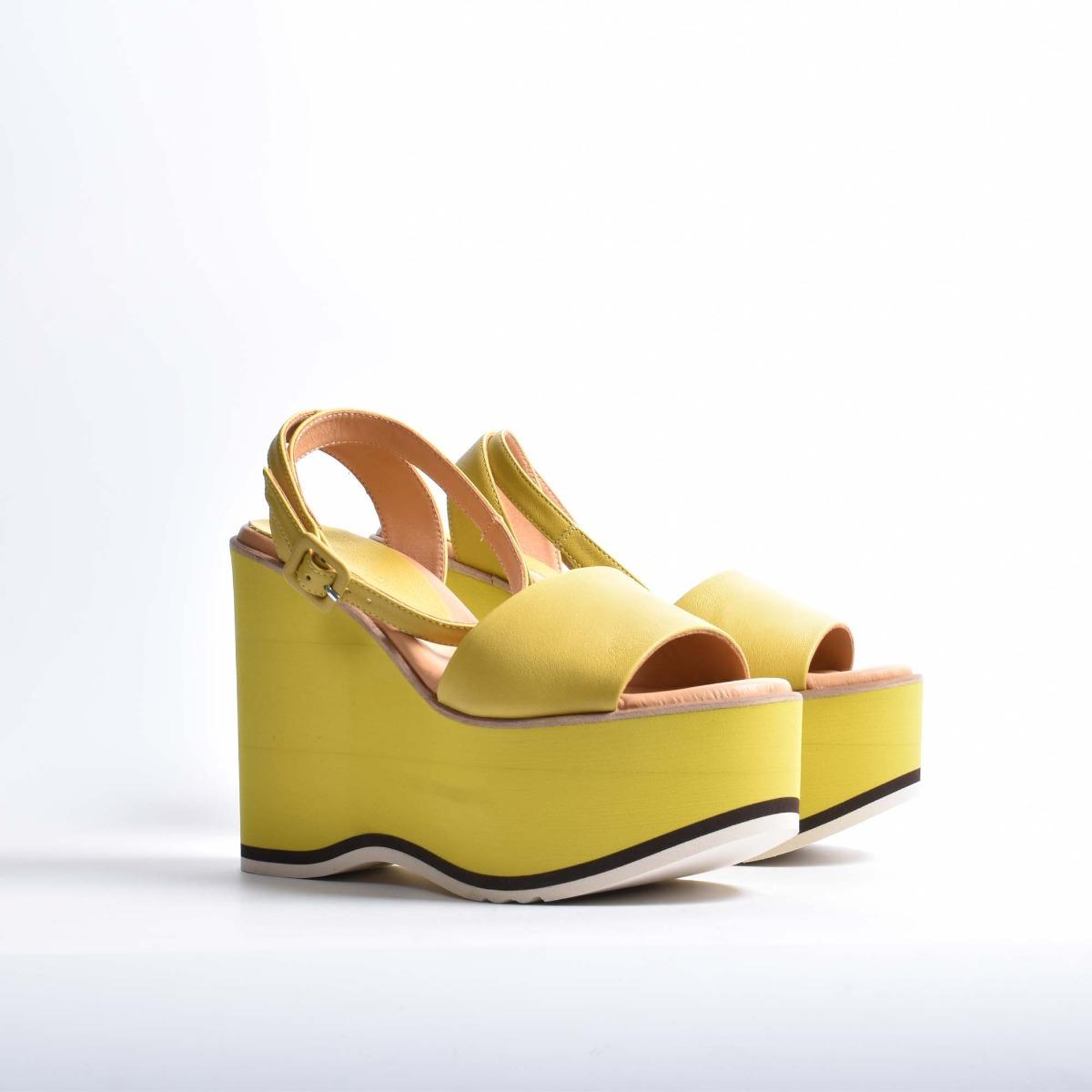 Sandalo maues napasoft - Curry
