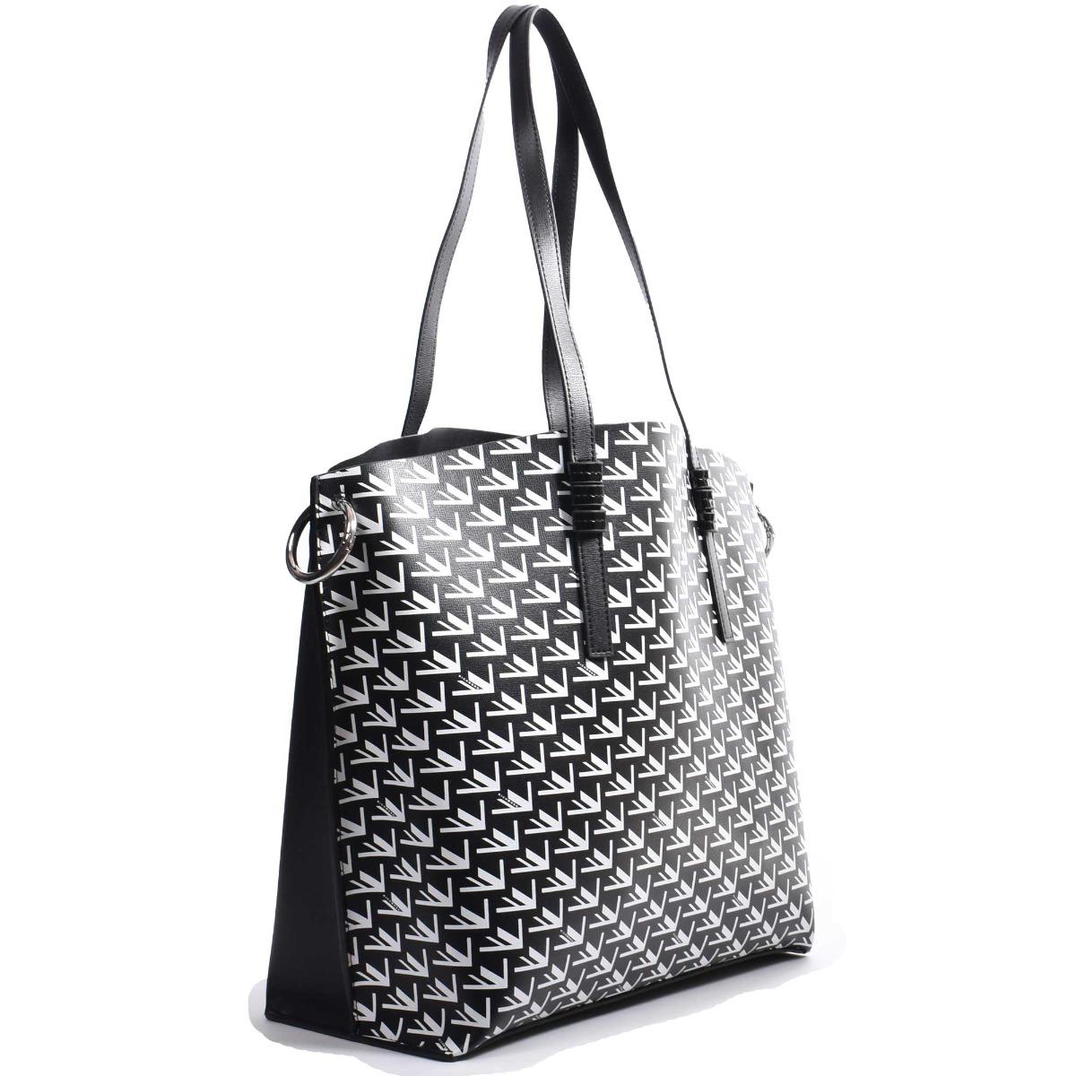 Shopping bag cohoes- Nero