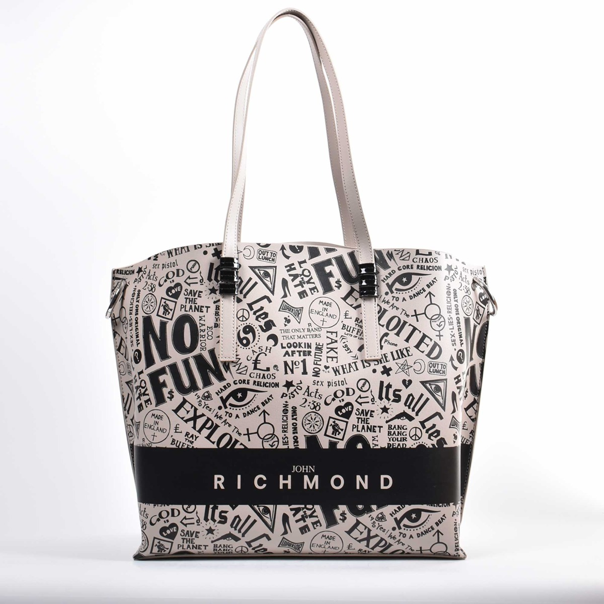 Shopping bag warrenia - Beige