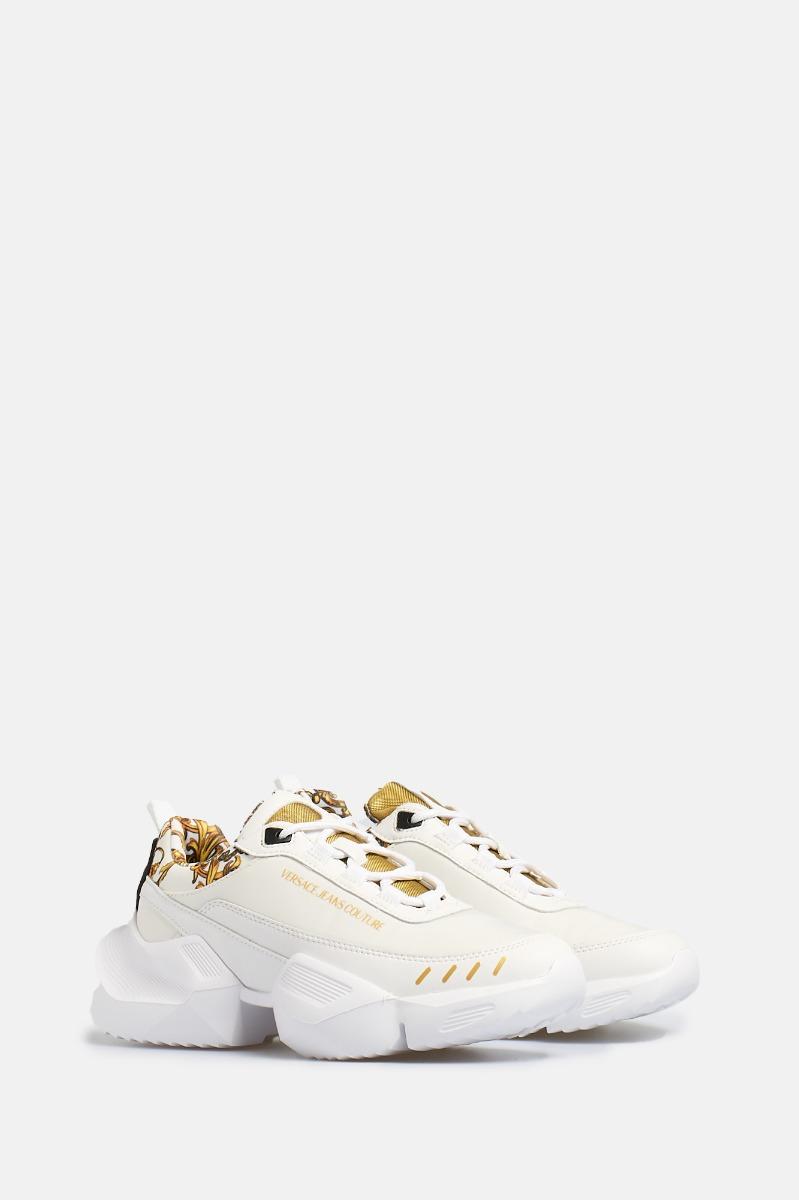 Sneakers st barocco -Bianco