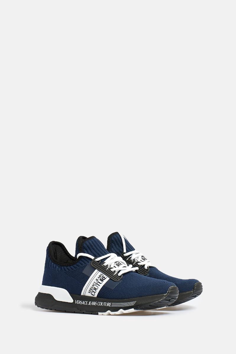Sneakers tela -Blu