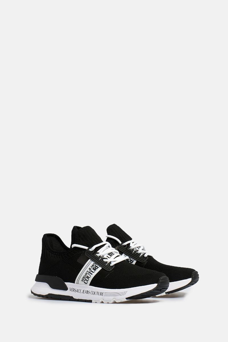 Sneakers tela -Nero