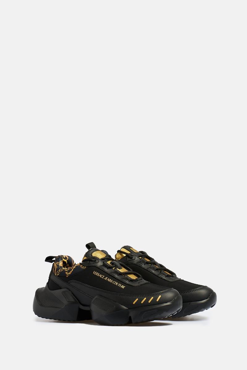 Sneakers st barocco -Nero