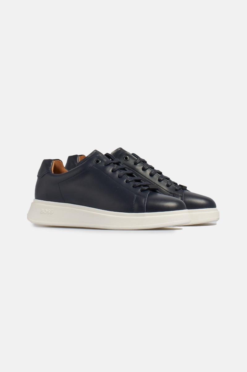Sneaker bulton runn -Blue