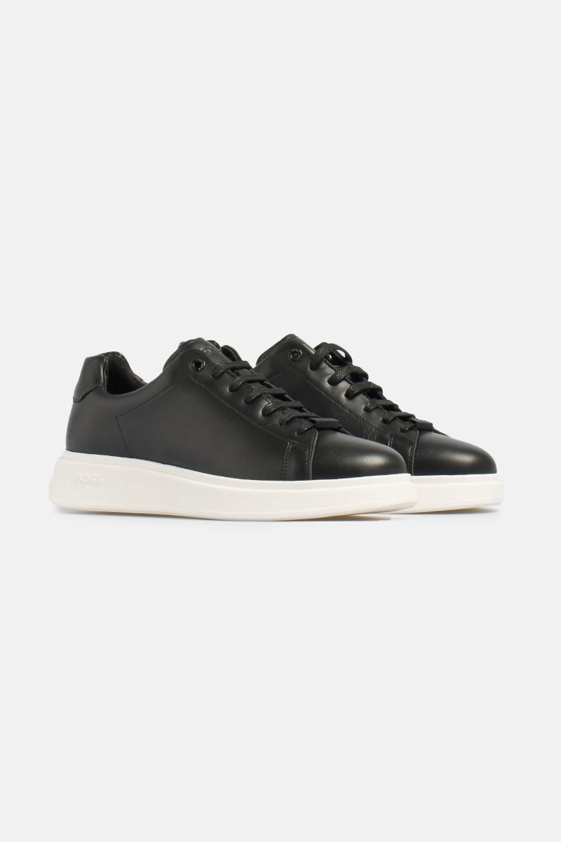 Sneaker bulton runn -Nero