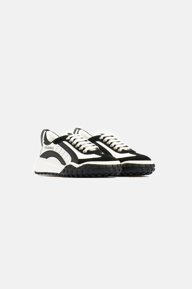 Sneakers Bianco-Nero