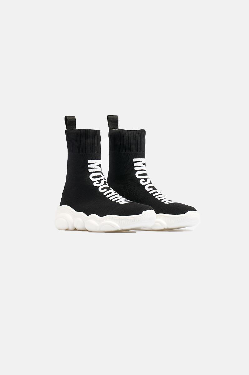 Sneakers calza -Nero