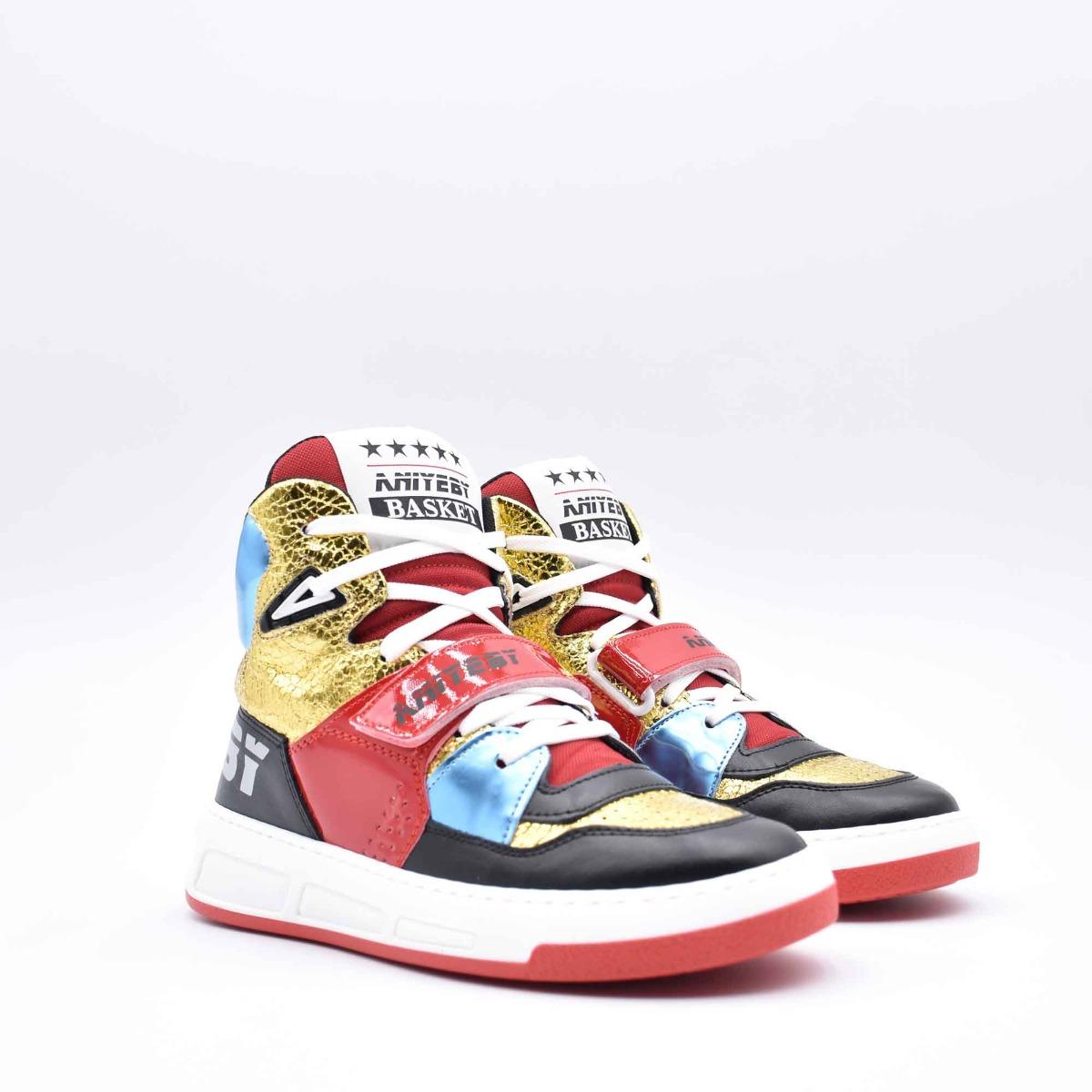 Aniye basket las vegas - Multicolore