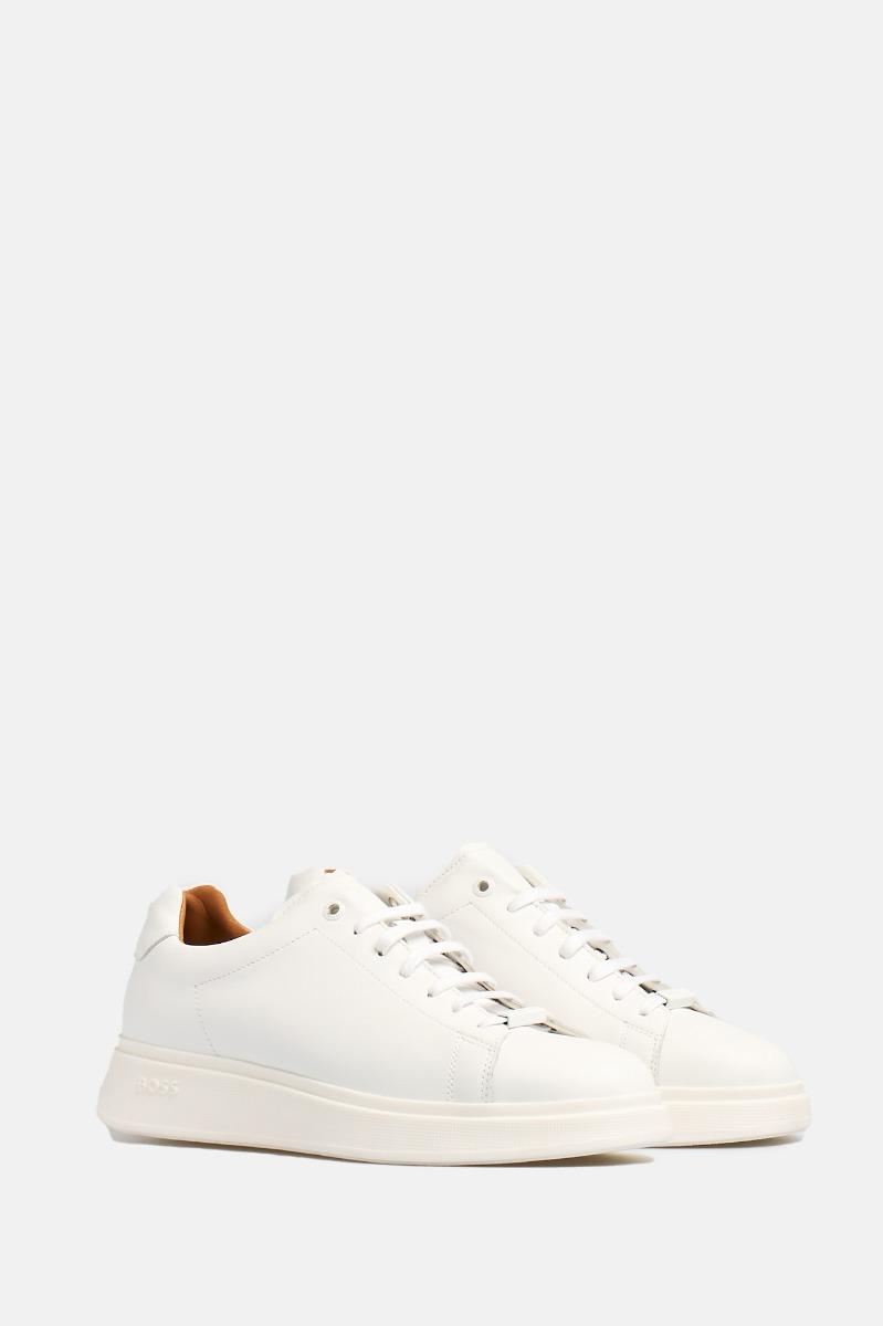 Sneaker bulton runn - Bianco