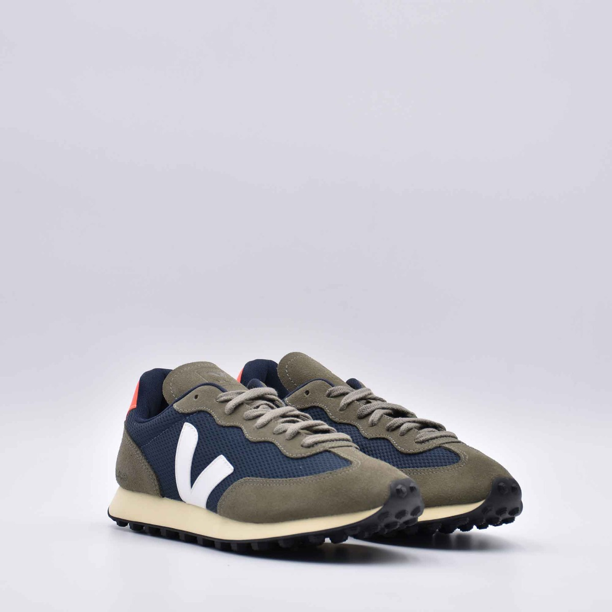Sneakers rio branco- Blu