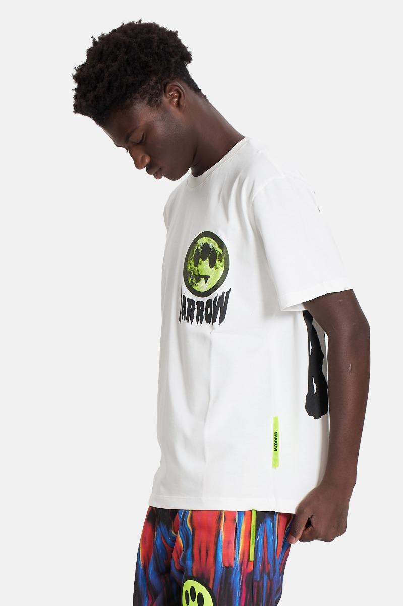 Jersey t-shirt unisex -White