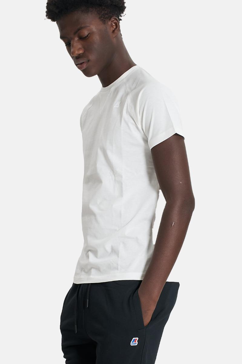 Edwing t-shirt -Bianco