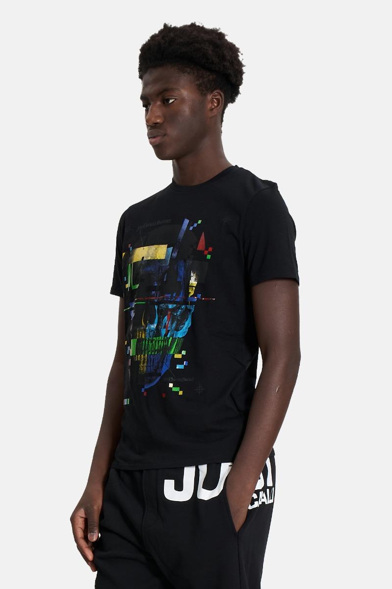 T-shirt st anatomy -Nero