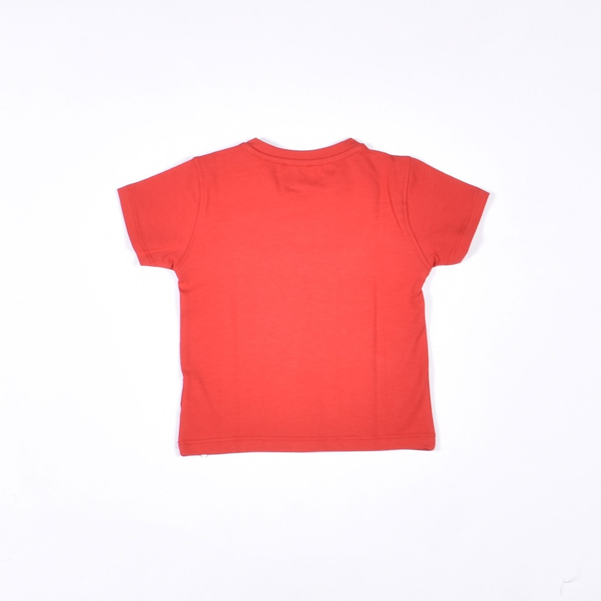 T-shirt fascia logata - Rossa