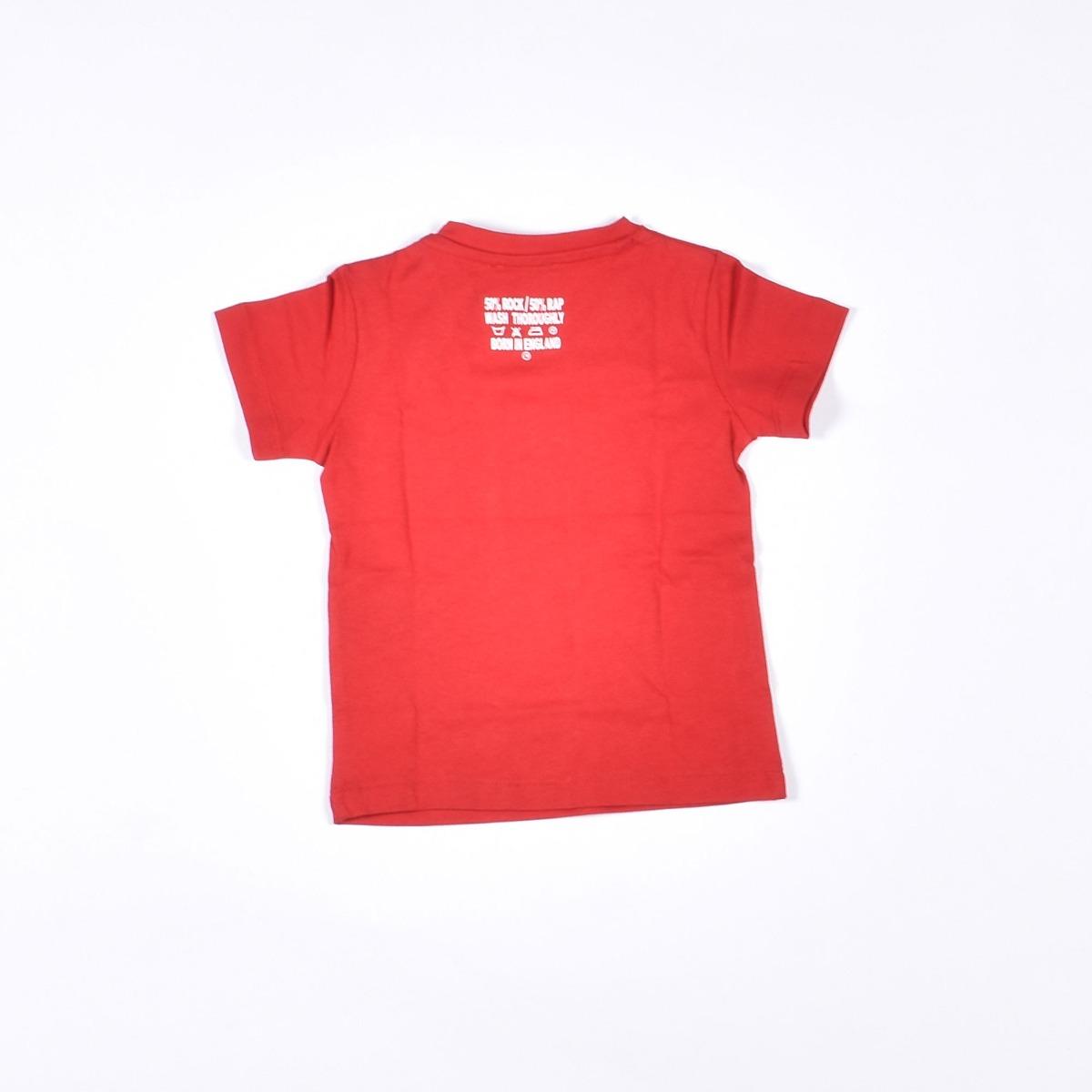 T-shirt inton - Rossa