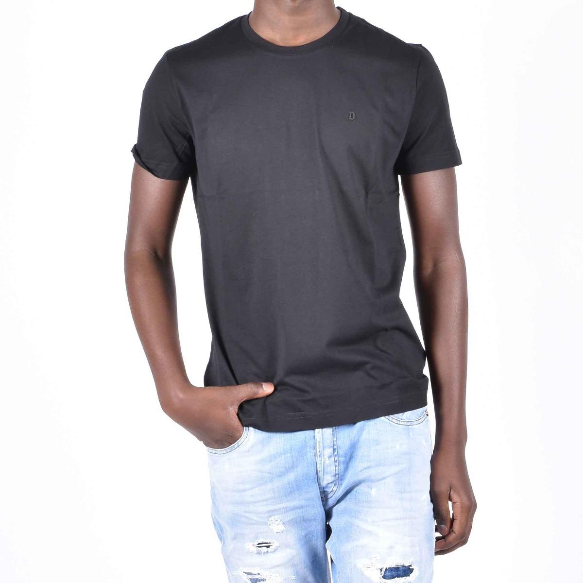 T-shirt loghino- Nero