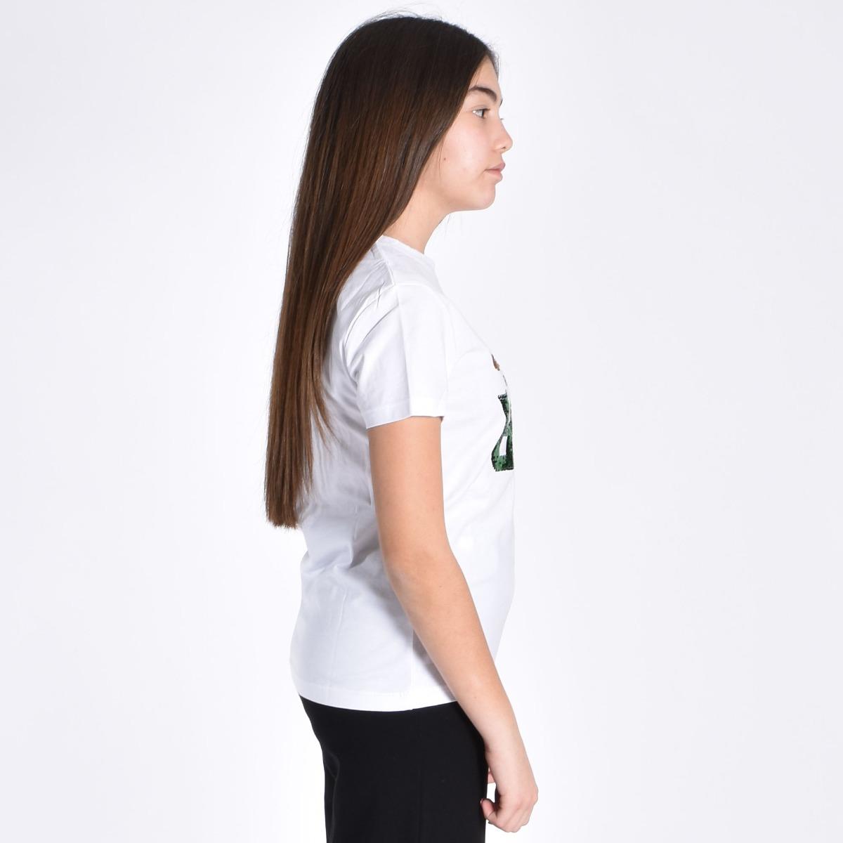 T-shirt dottor- Bianco