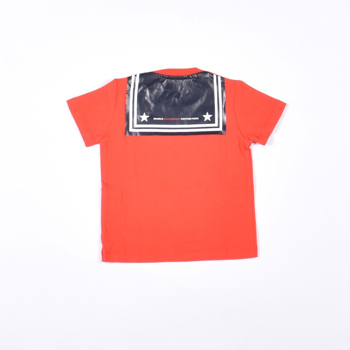 T-shirt marinaio - Rossa