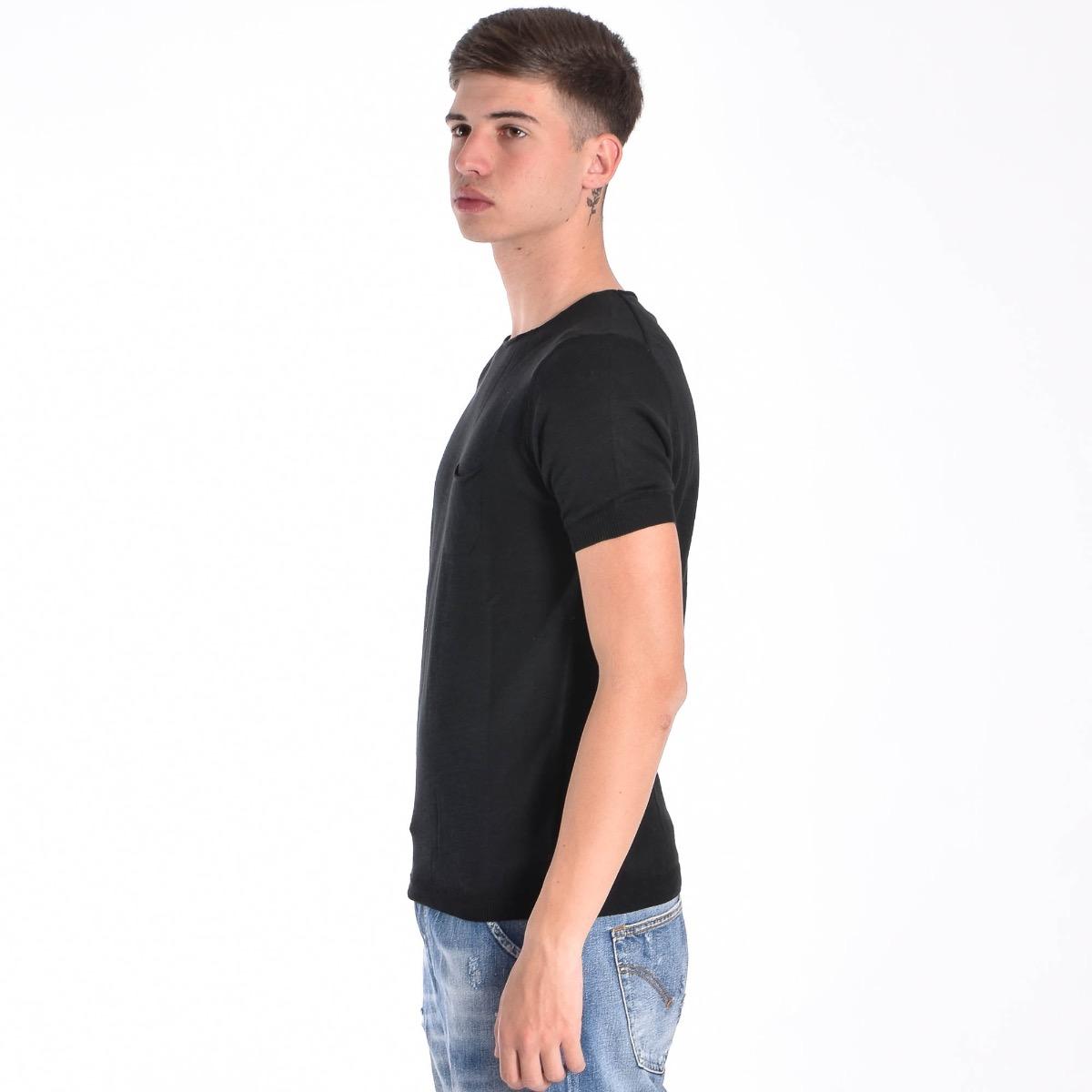 T-shirt Olona - Nera