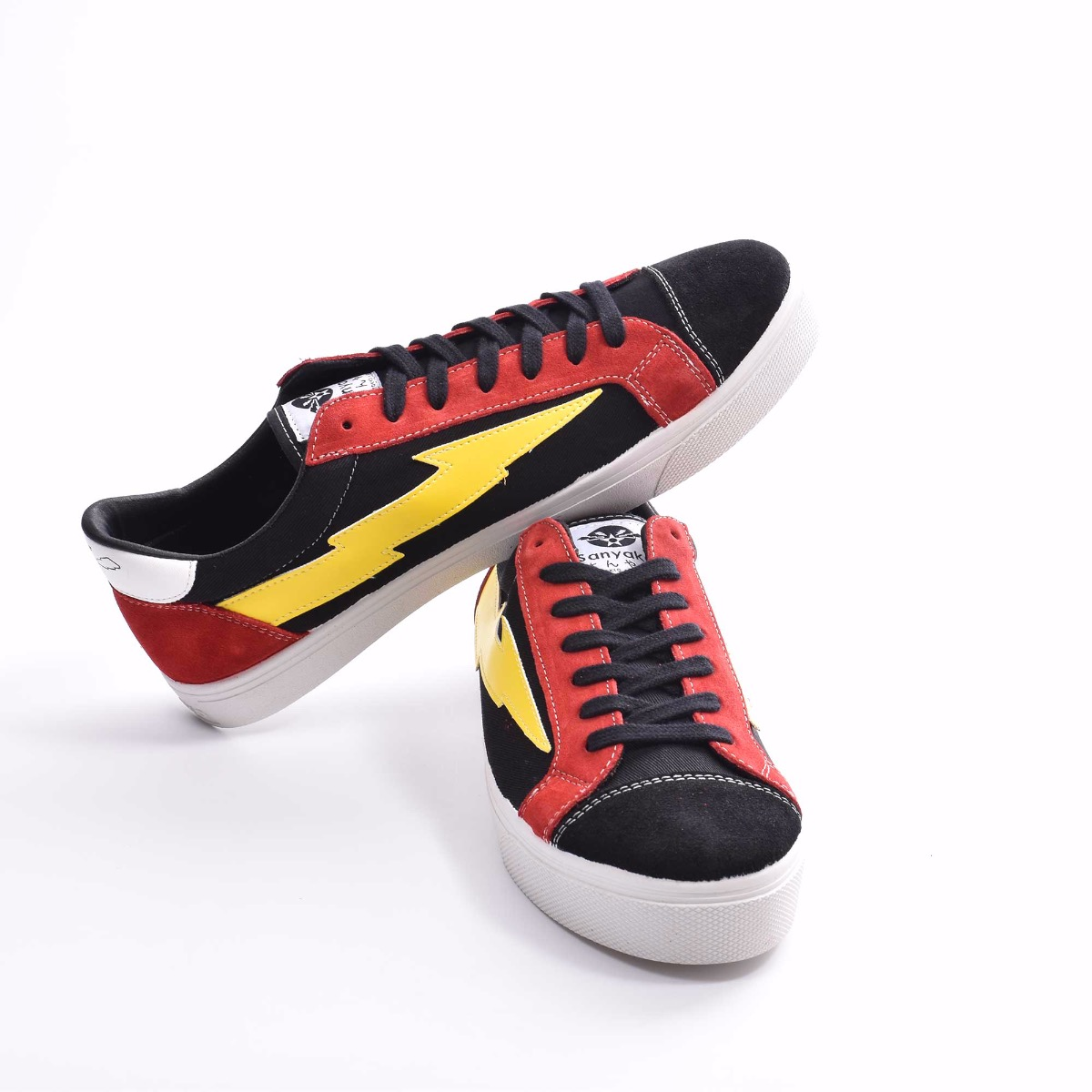 Thunderbolt limited edition - Nero/rosso
