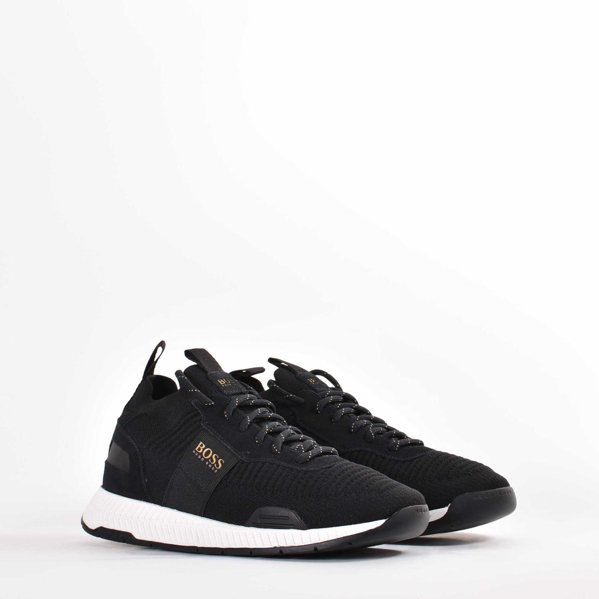 Sneakers titanium runn- Nero