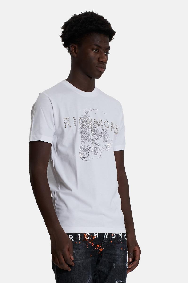 T-shirt boeing - Bianco