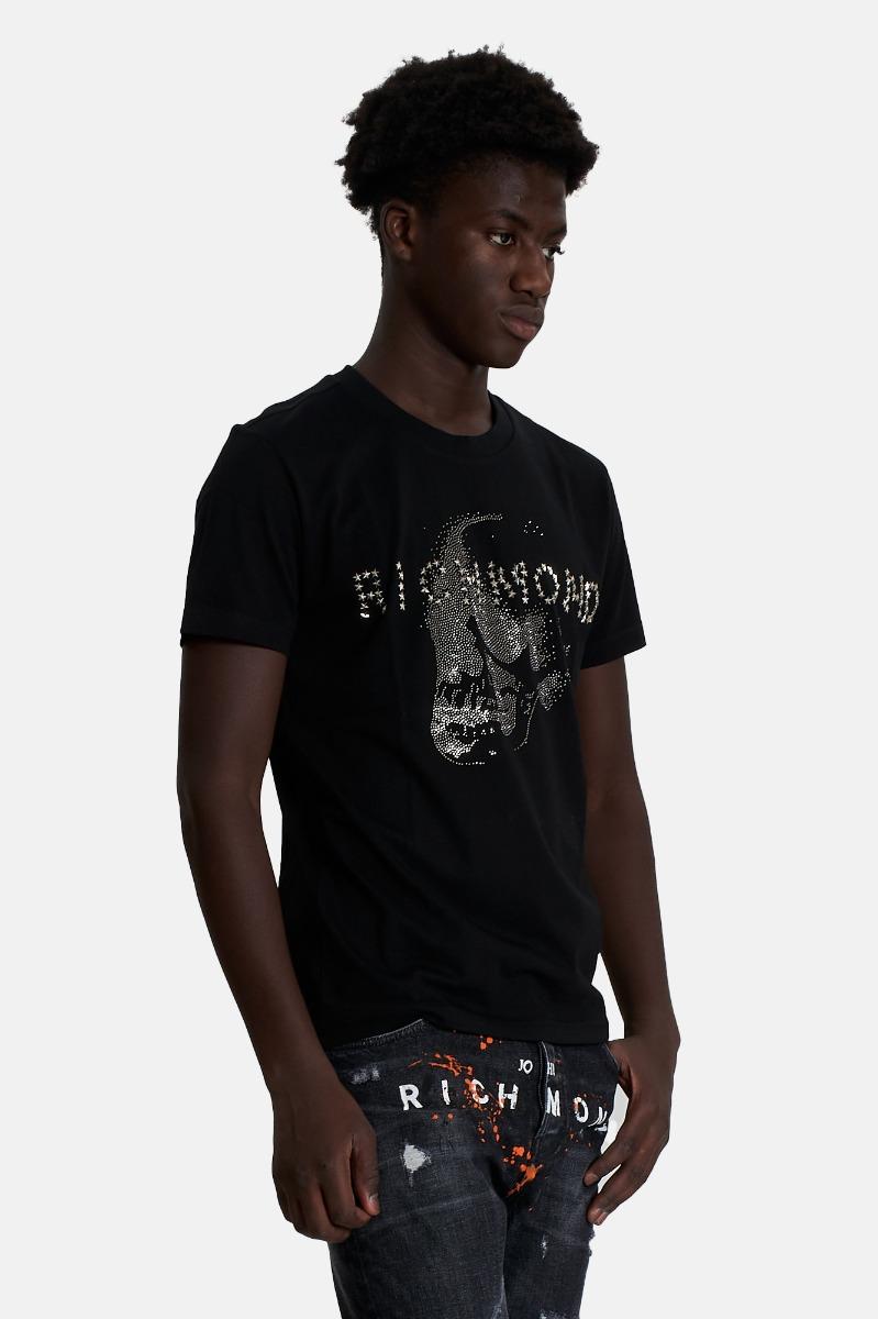 T-shirt boeing - Nero