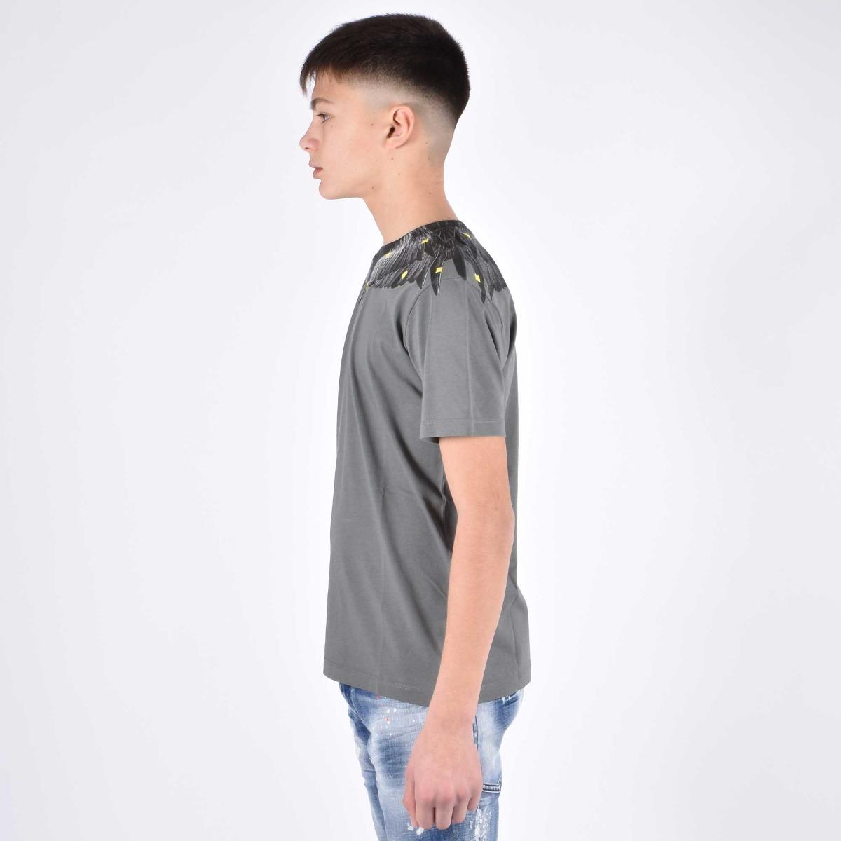T-shirt fenice grigio - Antracite