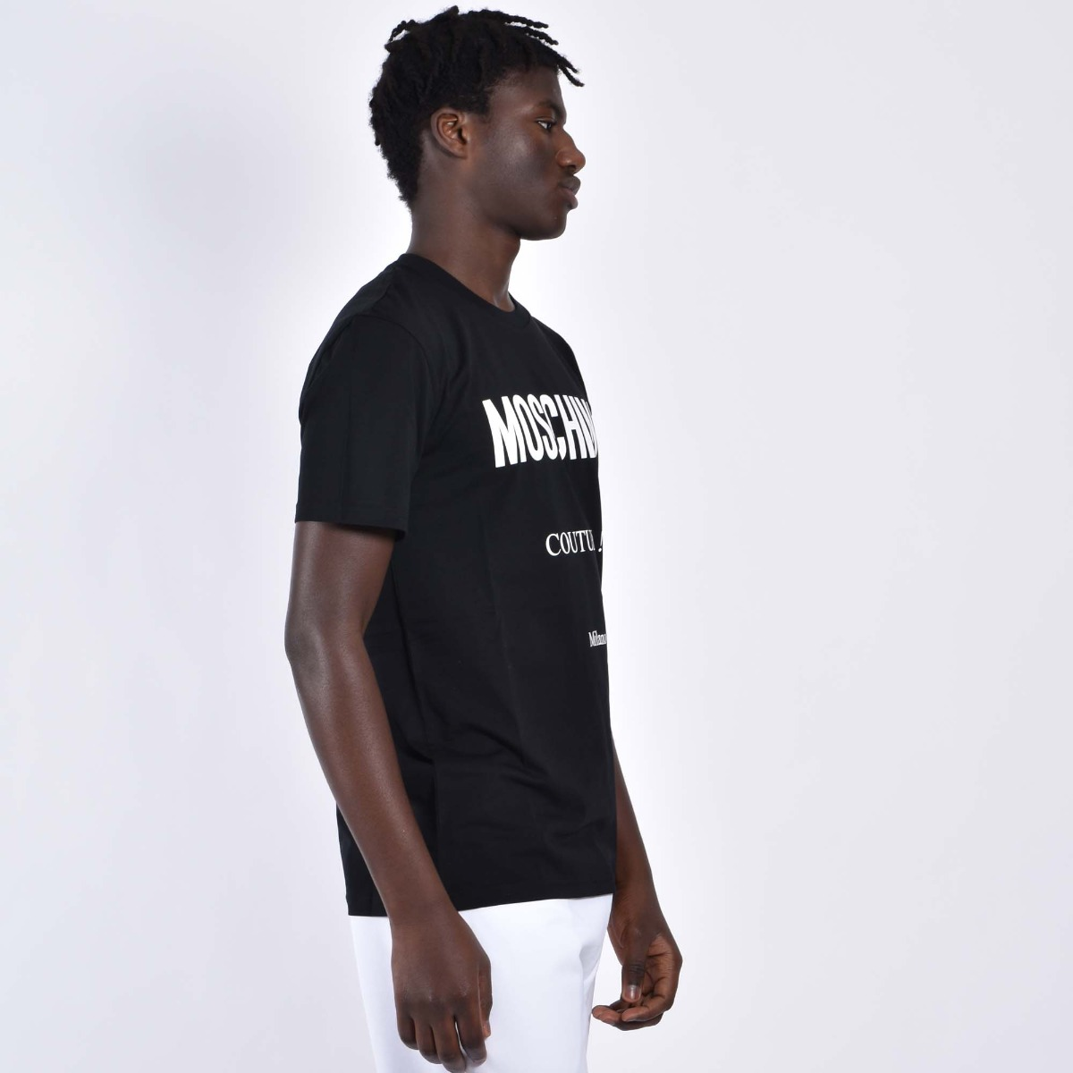 T-shirt couture - Nero
