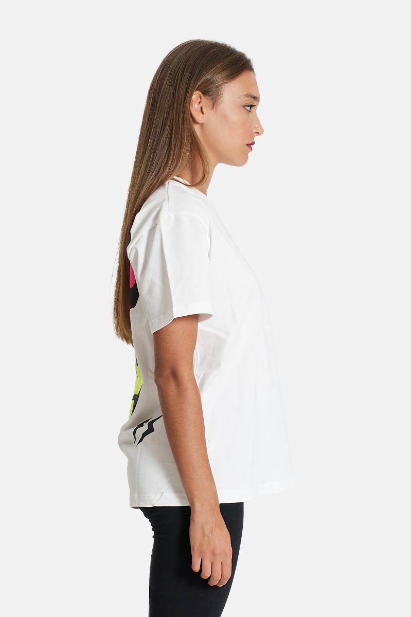 T-shirt unisex orsetto - Bianco