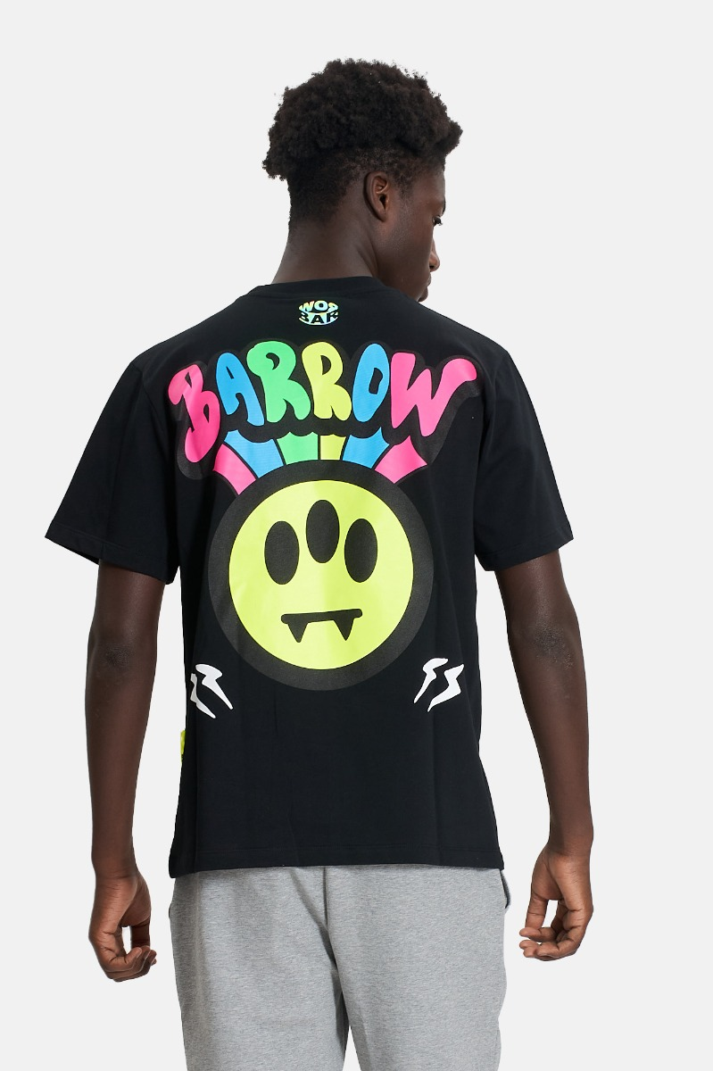 T-shirt unisex orsetto - Nero
