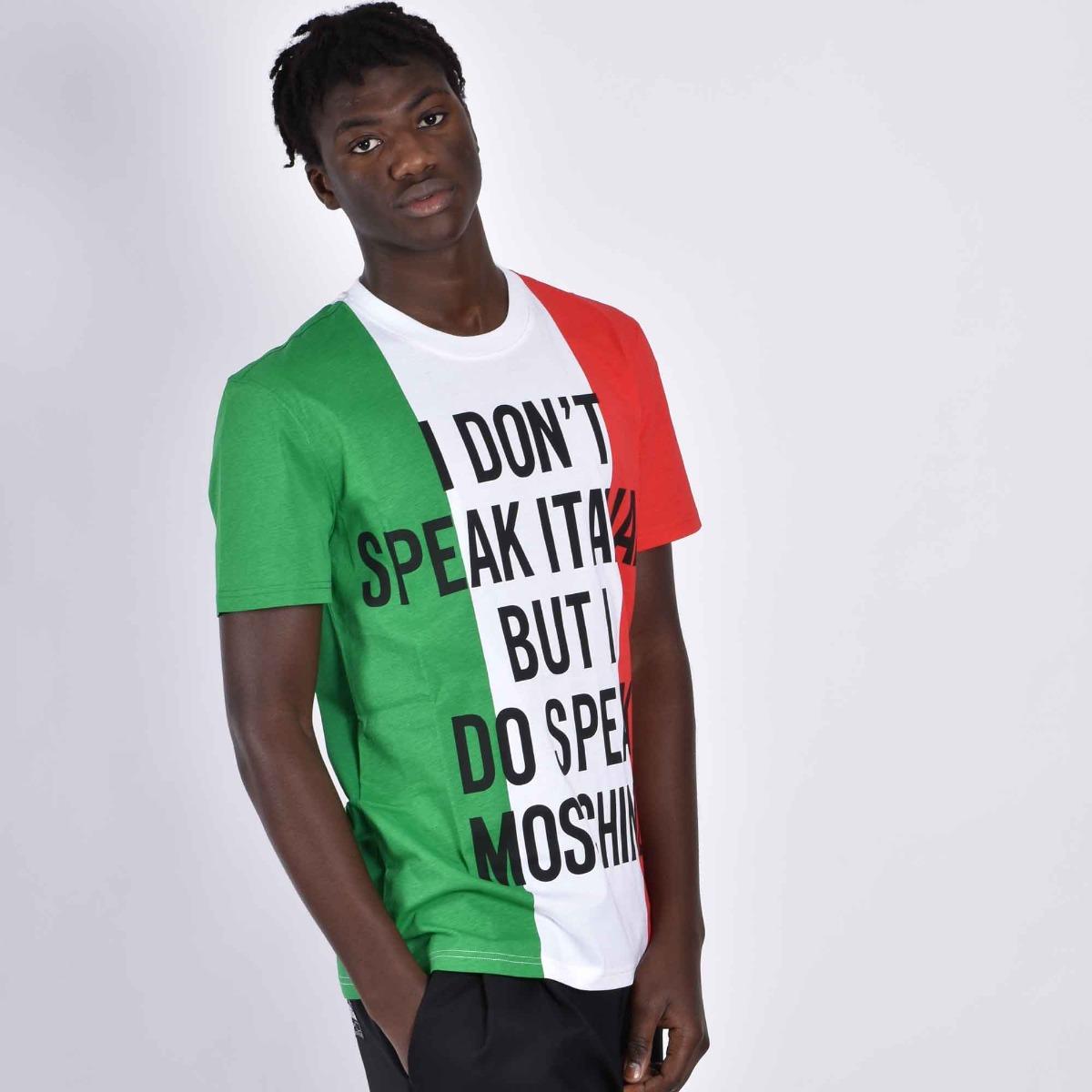 T-shirt tricolore teddy - Multicolore