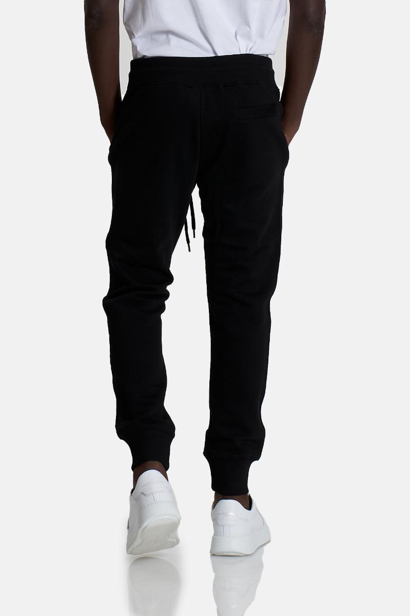 Pantalone felpa logo -Nero