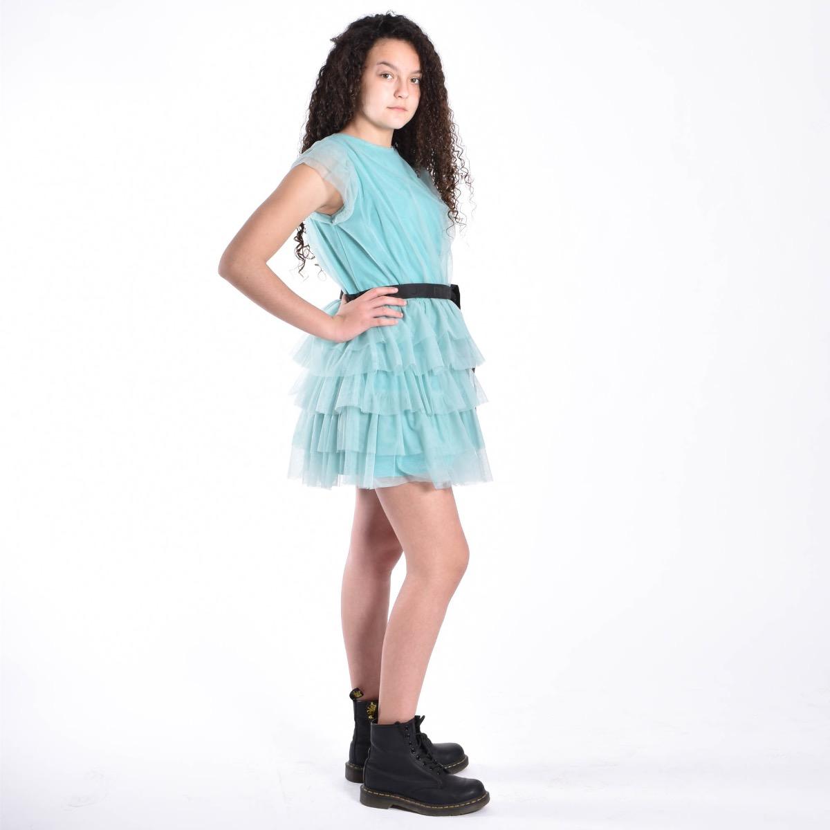 Vestito in Tulle - Tiffany